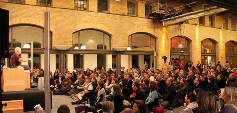 Vortrag mit Lama Ole Nydahl in Braunschweig