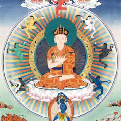 8. Karmapa Meditation