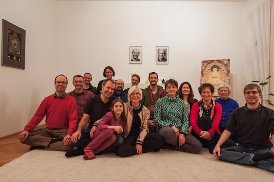 Die Sangha von Erlangen