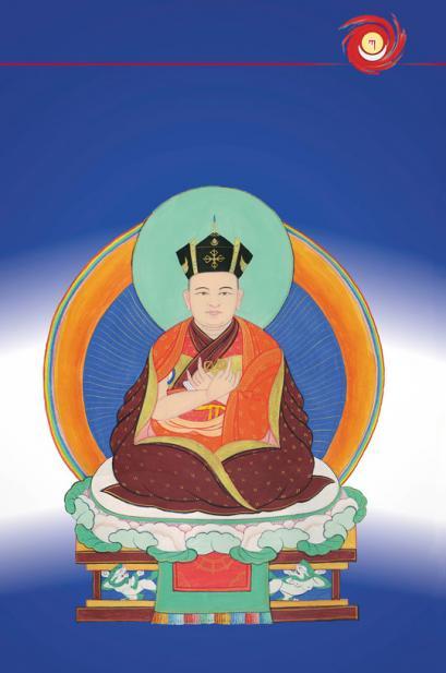 Meditation auf den 16. Karmapa - Rangjung Rigpe Dorje