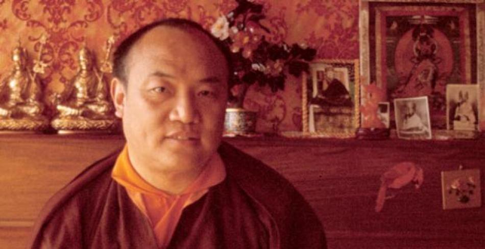 Der 16. Gyalwa Karmapa Rangjung Rigpe Dorje