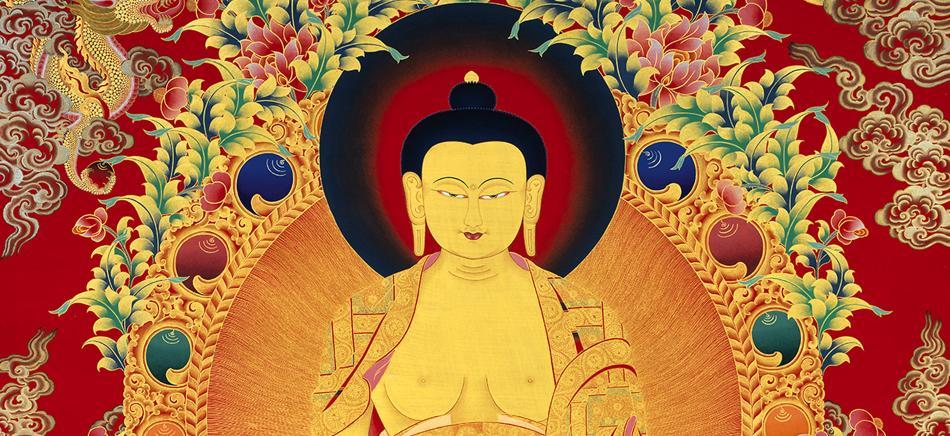 Buddha Shakyamuni / Siddhartha Gautama