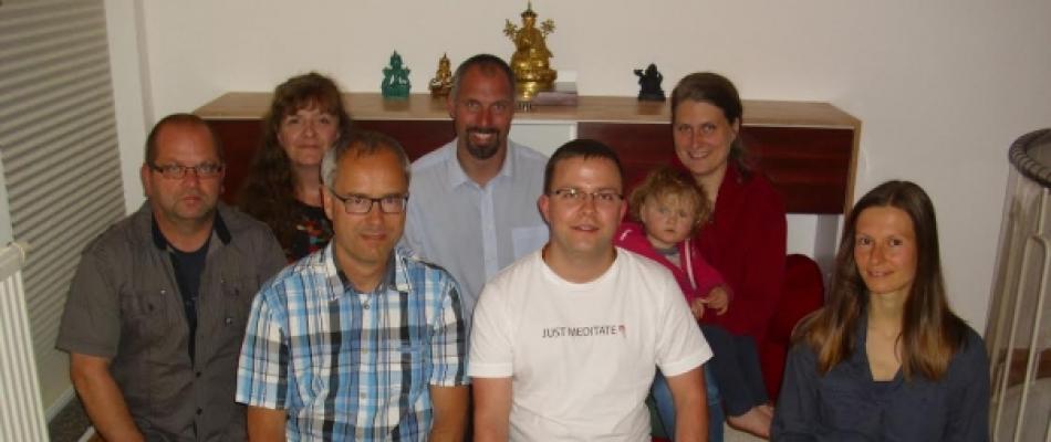 Die Sangha in Rostock
