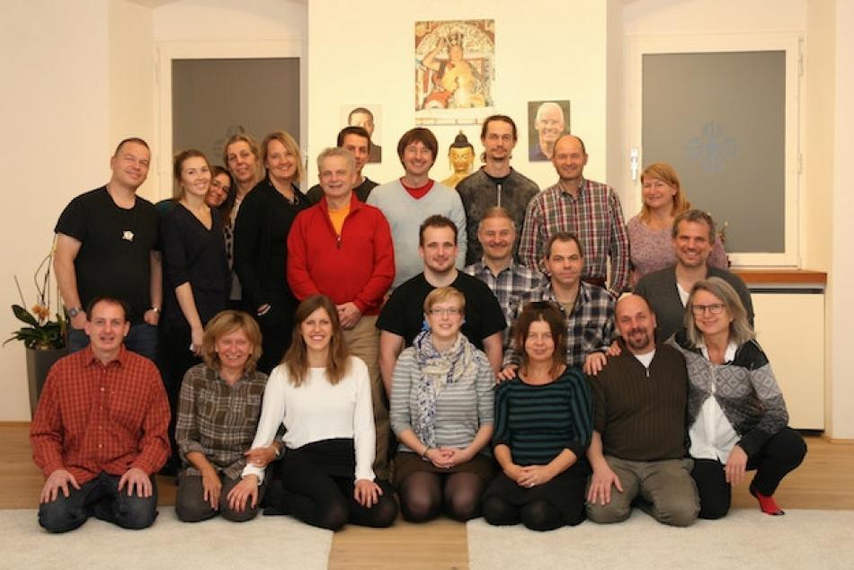 Die Sangha von Regensburg