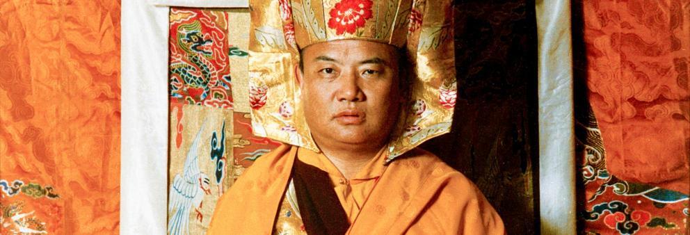 Mahamudra: Der 16. Gyalwa Karmapa Rangjung Rigpe Dorje