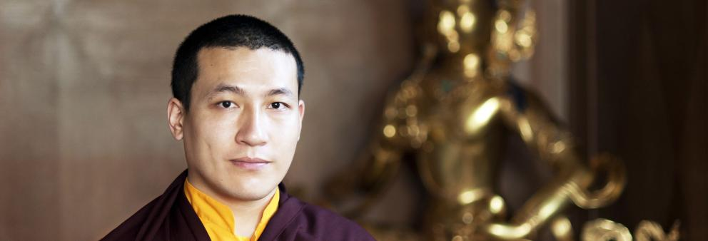 Thaye Dorje, S.H. der 17. Gyalwa Karmapa