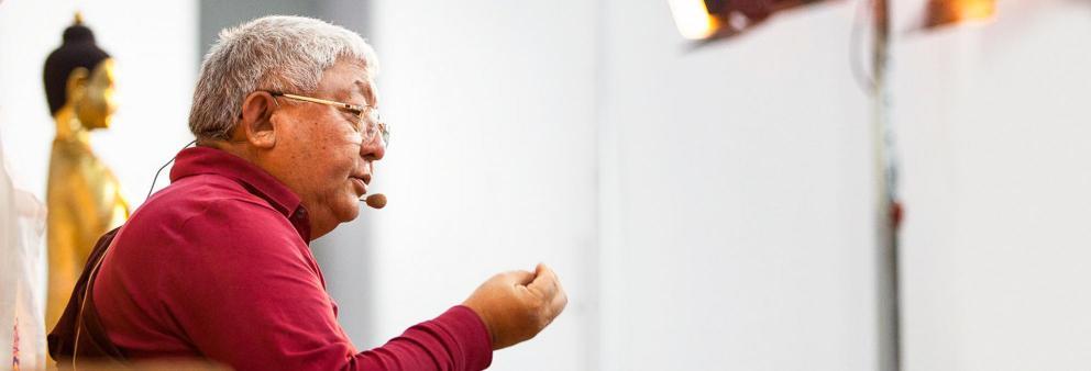 Lama Jigme Rinpoche