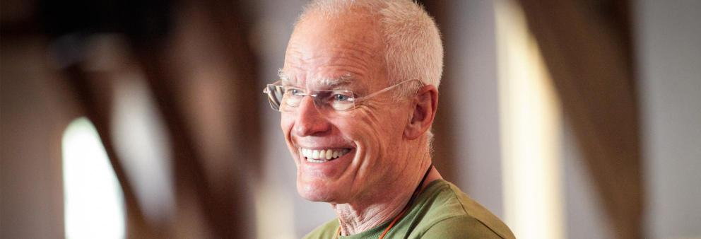 Lama Ole Nydahl im Europe-Center