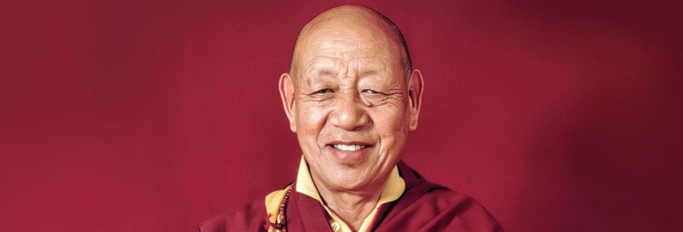 Lopön Tsecho Rinpoche