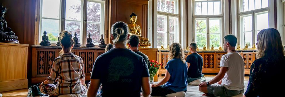 Meditation auf den 16. Karmapa