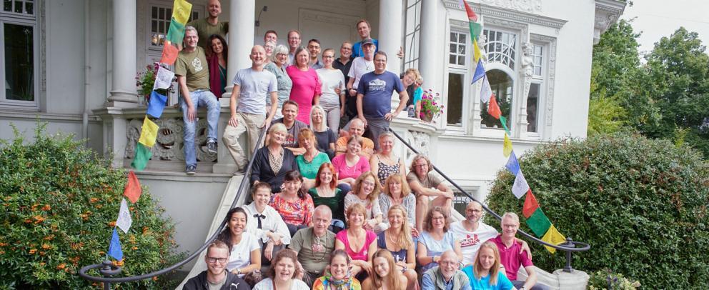 35 Jahre Diamantweg-Buddhismus und 10 Jahre Buddha-Villa in Bremen
