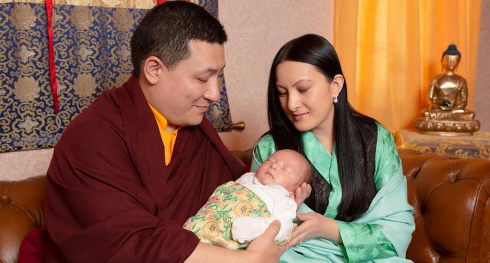 Thaye Dorje, Seine Heiligkeit der 17. Karmapa, wird vom 2. bis 4. August 2019 im Europazentrum in Immenstadt lehren.