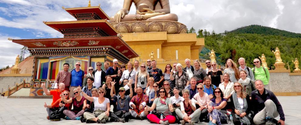 Pilgerreise nach Bhutan