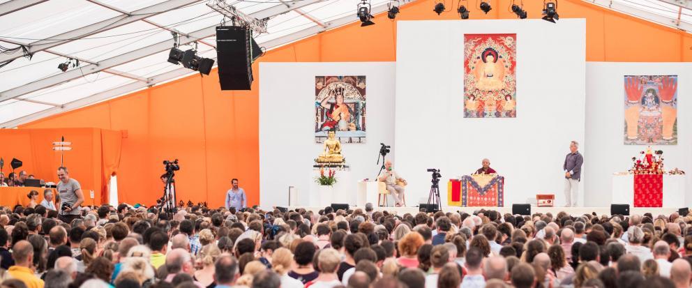Buddhistischer Sommerkurs 2018 in Immenstadt