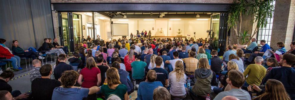 Zentrentreffen 2018 in Braunschweig