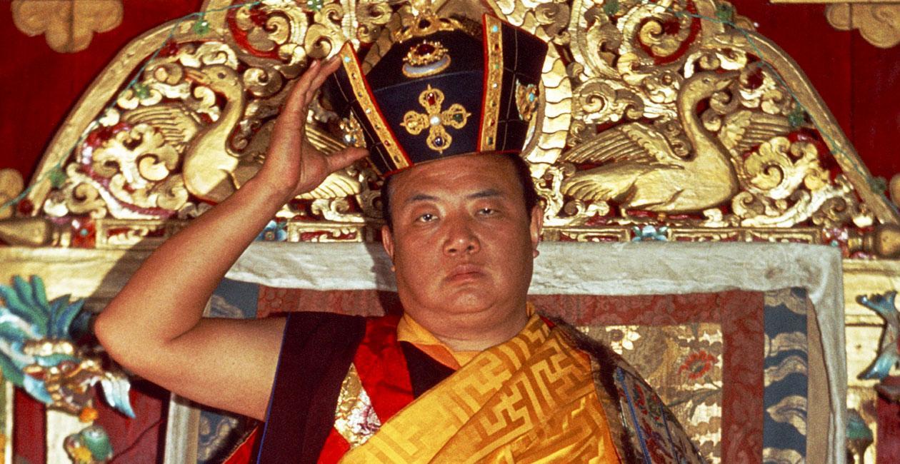 Karmapa Chenno: Der 16. Gyalwa Karmapa Rangjung Rigpe Dorje
