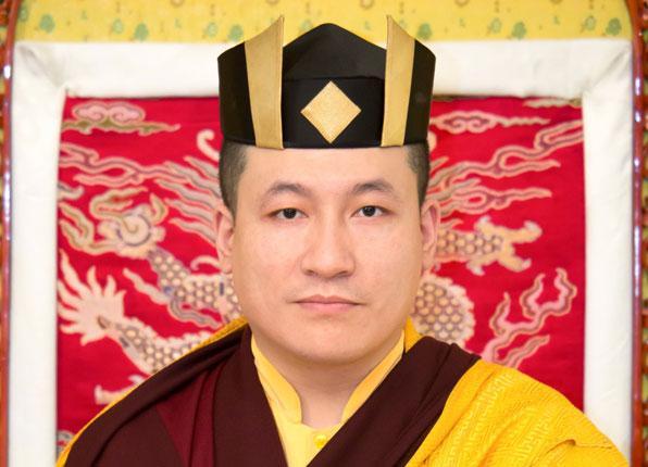 17th Karmapa Thaye Dorje