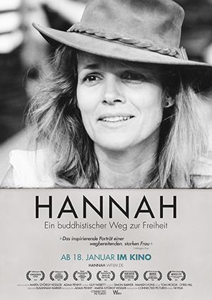 Dokumentarfilm über Hannah Nydahl: Ab 18. Januar 2018 in deutschen Kinos