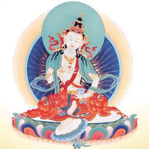 Meditation auf Diamantgeist - Sempa Dorje
